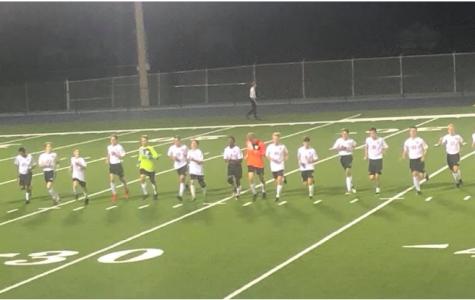 Boys Soccer Falls Short in Overtime