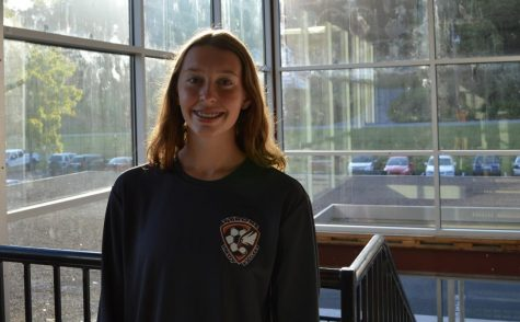 Freshman of the Week: Abigail Kaspick
