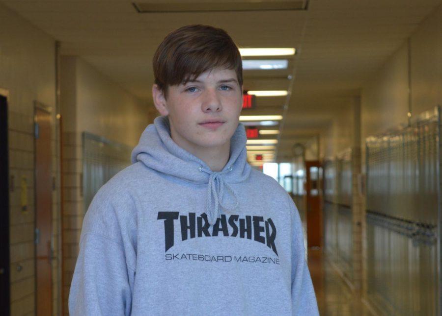 Freshman of the Week: Izaiah Hufford