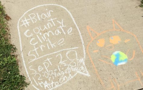 Blair County #FridaysForFuture Climate Rally Scheduled for Friday