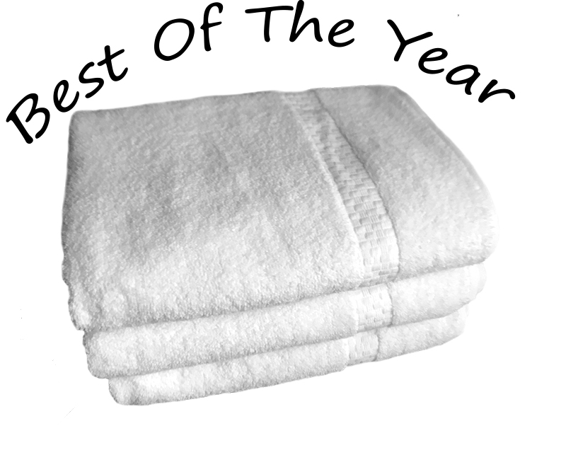 The ultimate device usable by most people: a towel