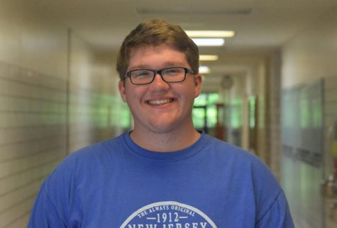 Senior Spotlight: Gampe Makes the Most of High School Years