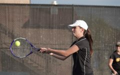 Girls Tennis Falls to Hollidaysburg 7-2