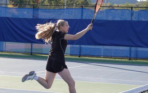 Megan Dale: Girls Tennis
