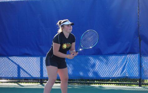 Olivia Reese: Girls Tennis