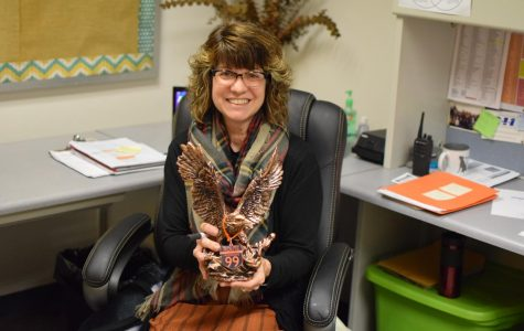 'Be Golden' Staff Member of the Week: Mrs. Molly Stroup