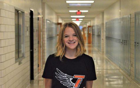 Freshman of the Week:Abigail Kaspick