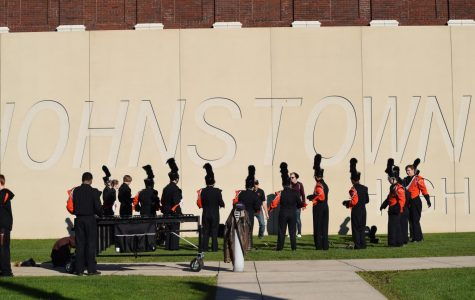 Tyrone Marching Band Places First at Johnstown