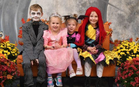 Eagle Eye Halloween Portraits Available for Download