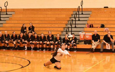 Ebonee Rice: Volleyball