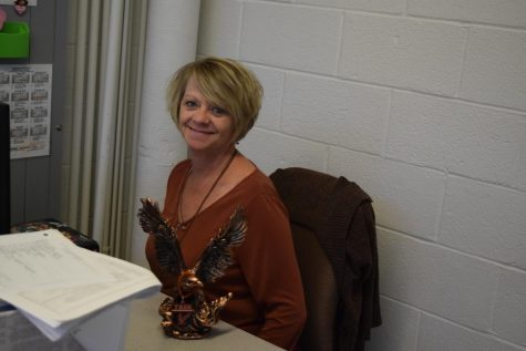 'Be Golden' Staff Member of the Week: Mrs. Jane Bugden