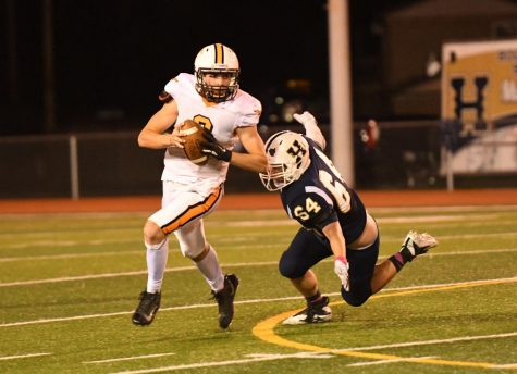 Penns Valley Rolls Past Eagles