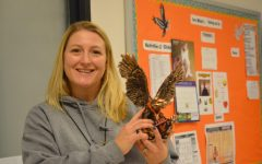 'Be Golden' Staff Member of the Week: Mrs. Jessica Ellenberger