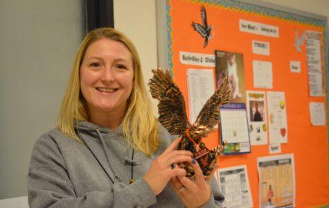 'Be Golden' Staff Member of the Week: Mrs. Jessica Ellenberger