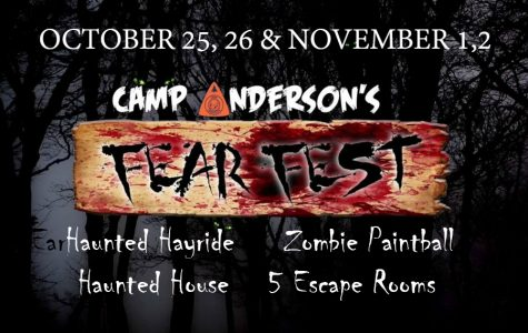 Camp Anderson FearFest Looking for Volunteers