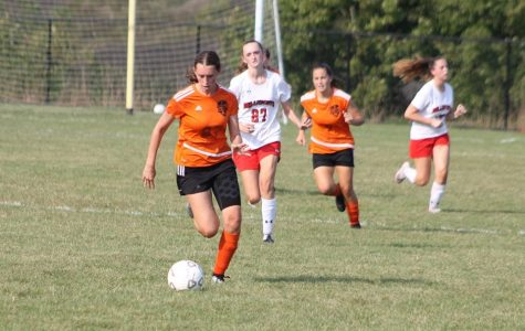 Lady Eagles Beat Bellefonte in Overtime