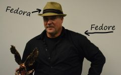 'Be Golden' Staff Member of the Week: Mr. Ron Fedore