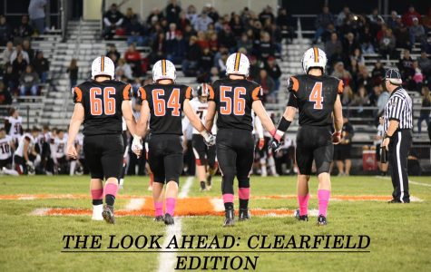 The Look Ahead: Clearfield