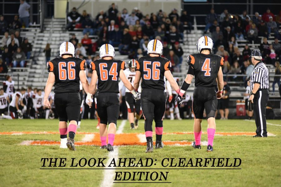 The Look Ahead: Clearfield Bison