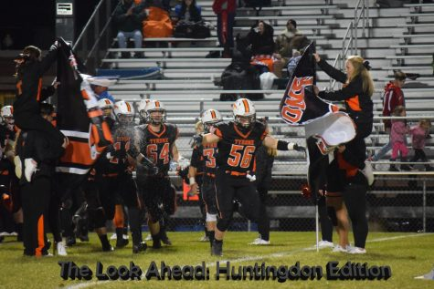 The Look Ahead: Huntingdon