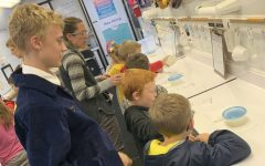 Mobile Ag Lab Visits TAES
