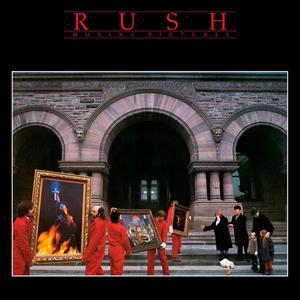 Rush Album Cover