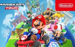 """Mario Kart Tour"" Races Into the App Store"