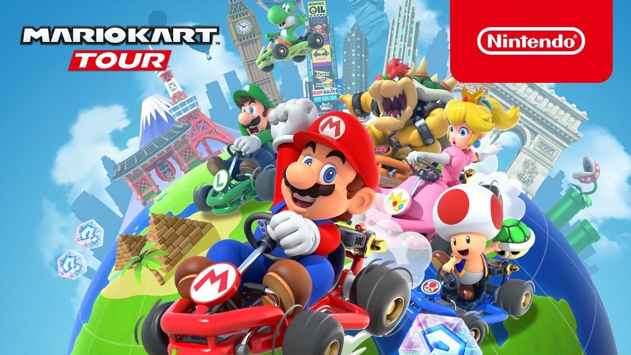Mario Kart Tour Races Into The App Store Tyrone Eagle Eye News