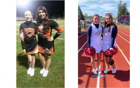Alumni Spotlight: Tyrone Cheerleaders Reunited at Juniata College