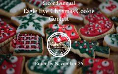 Enter the 2019 Eagle Eye & Bake Shop Bakes Christmas Cookie Contest