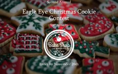 Enter the 2019 Eagle Eye & Bake Shop Bakes Christmas Cookie Contest
