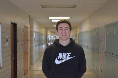 Senior of the Week: Dalton Berry