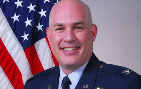 Alumni Spotlight: Air Force Col. Aaron Vance