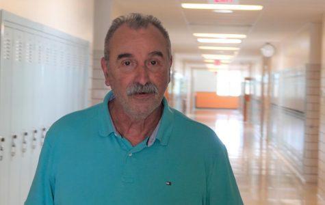 'Be Golden' Staff Member Of The Week: Mr. Barry Herr
