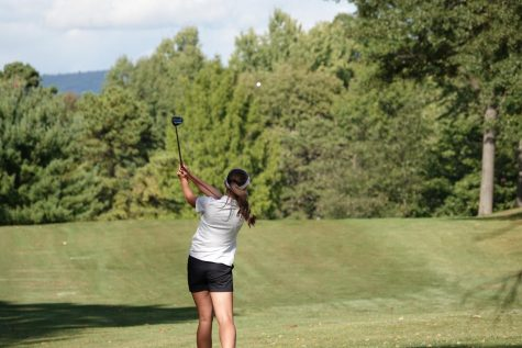 Golf Team Takes on the Mountain League at Clearfield
