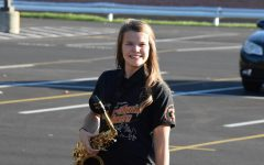 Senior Spotlight: Tyrone Marching Band Section Leader Emily Detwiler