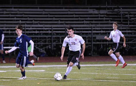 Nick Vasbinder: Boys Soccer