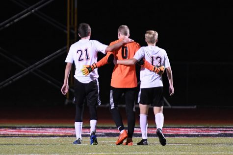 Boys Soccer Sends Hollidaysburg Home Early