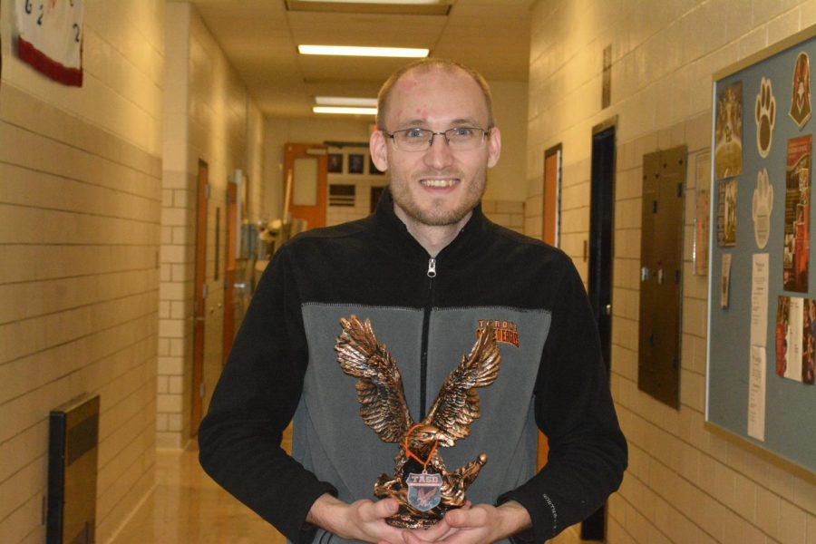 'Be Golden' Staff Member Of The Week: Mr. David Hock