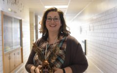 'Be Golden' Staff Member Of The Week: Mrs. Vanya Davis