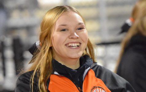 Halie Walk: Cheerleading