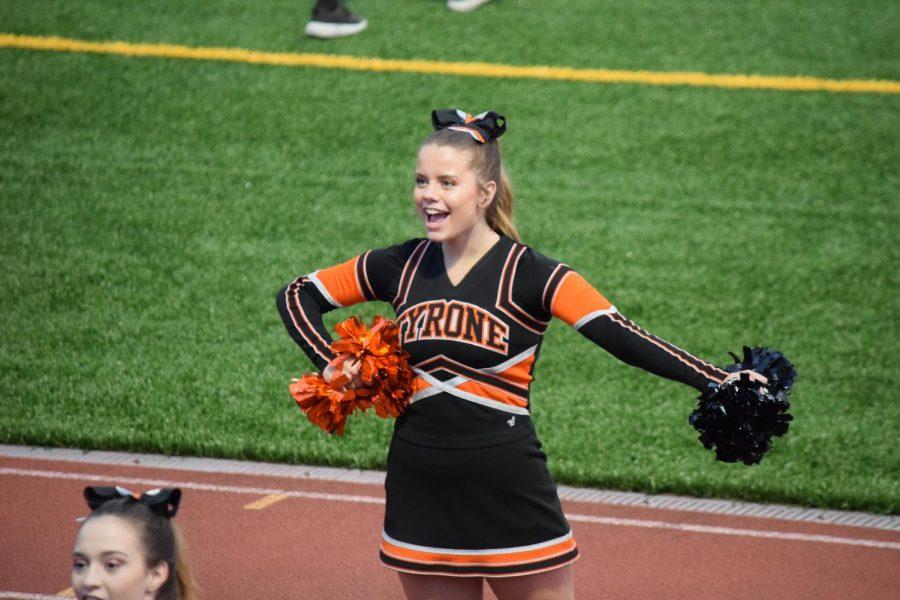 Lauren Ross: Cheerleading