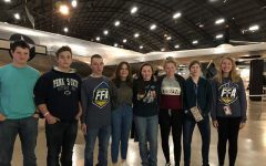 Tyrone FFA Members Attend National Convention in Indianapolis