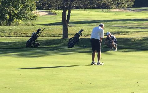 Tyler Beckwith: Golf