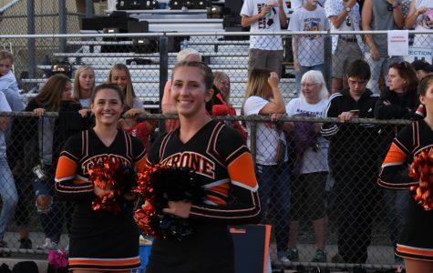 Winnie Grot: Cheerleading