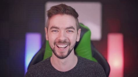 Seán William McLoughlin, better known as Jacksepticeye.