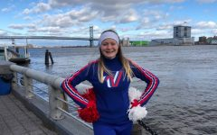 Tyrone Cheerleader Performs in Philadelphia Thanksgiving Parade