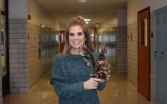 'Be Golden' Staff Member of the Week: Ms. Kathy Beigle