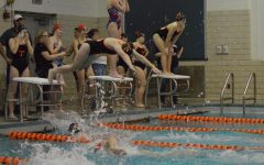 Swim Team Opens Season Tonight vs. Bellefonte