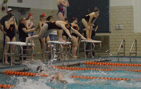 Swim Team Opens Season Tonight vs. Bellefonte